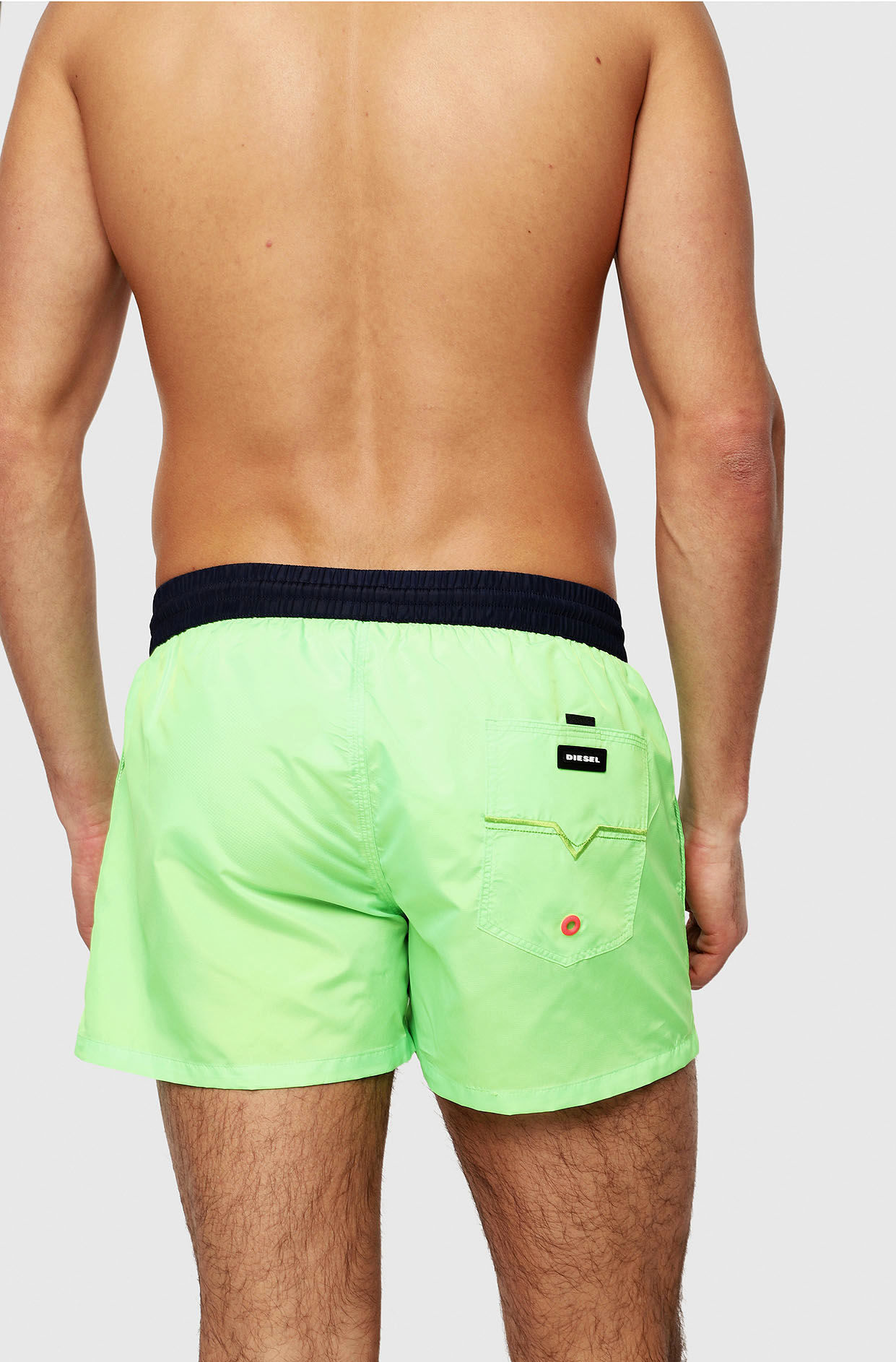 d116bd9fcb Swimwear :: Swim Shorts :: DIESEL SANDY 2.017 Swim Shorts - neon green -